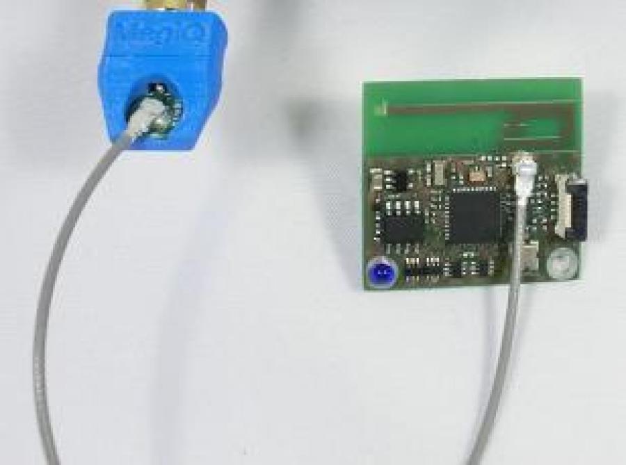 UFL Connectors in VNA Measurements - MegiQ - RF Development
