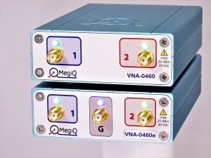 MegiQ VNA0460 and VNA0460e in new cabinet